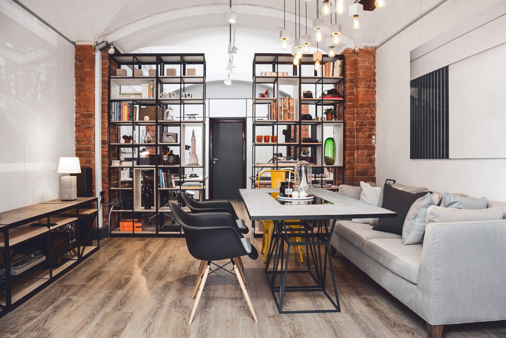 дизайн интерьера офиса СПб